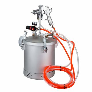 MosaicAL Pressure Feed Spray Gun 2.5 Gallons 10L