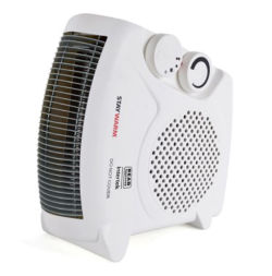 Lloytron F2003WH Fan Heater