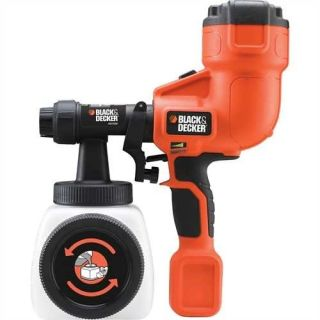 BLACK+DECKER SmartSelect HVLP Sprayer