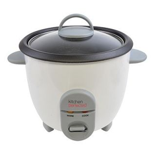 Lloytron KitchenPerfected 350w 0.8Ltr Automatic Rice Cooker  E3302