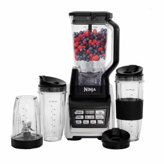 Nutri Ninja Blender Duo with Auto iQ BL642UK