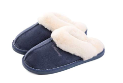 Women's Warm Winter Memory Foam Slippers