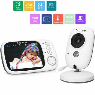 Tenboo Baby Monitor with Camera