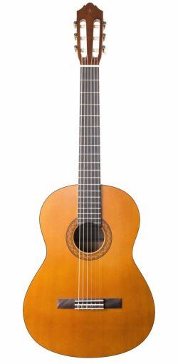 Yamaha C40II Full Size Classical Guitar - Natural
