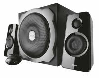 Trust 17966 Tytan 2.1 PC Speaker System with Subwoofer
