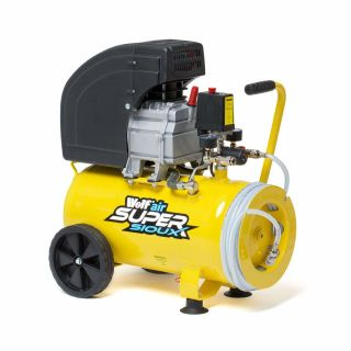Wolf Air 24 Litre Super Sioux Air Compressor