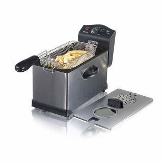 Swan SD6040N Stainless Steel Deep Fat Fryer