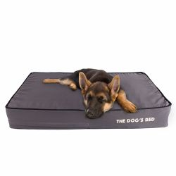 The Dog's Bed  Premium Orthopaedic Waterproof Memory Foam Dog Beds