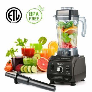 YEGU Commercial Blender - CB606