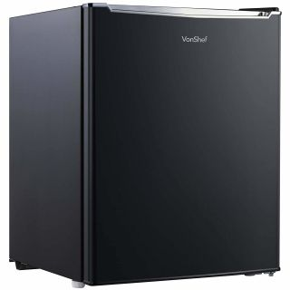 VonShef 75L Under Counter Fridge with Ice Box