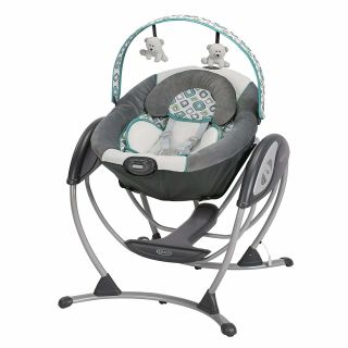 Graco Baby Glider LX Gliding Swing - Affinia