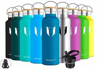 Super Sparrow Stainless Steel Vacuum Insulated Water Bottle