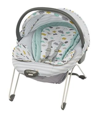 Graco Glider Elite Swing (Clouds)
