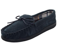 Mens Jo & Joe New England  Moccasin Slippers