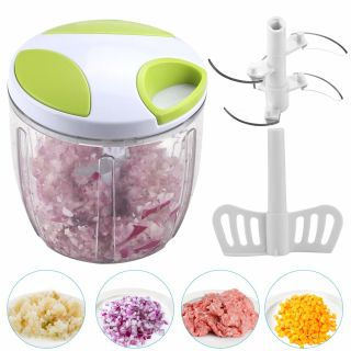 Tatuer Manual Food Chopper