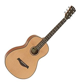Gear4music Parlour Guitar, Natural
