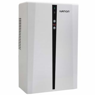 Ivation Thermo-Electric Intelligent Dehumidifier IVADM45