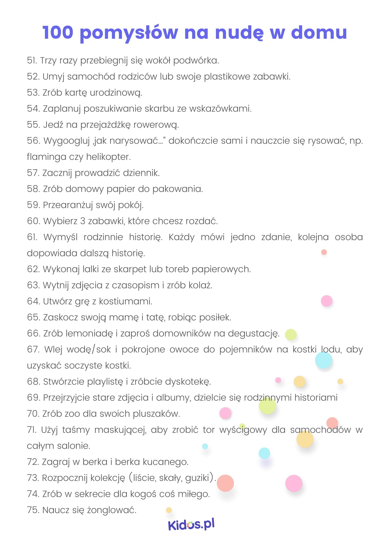 100 pomysłów na nudę w domu-4