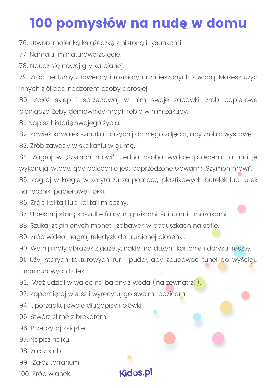 100 pomysłów na nudę w domu-5