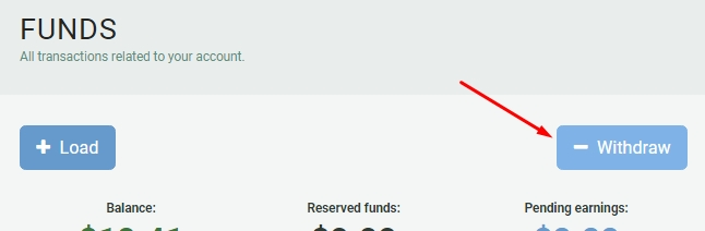 How to Make Withdrawals - A Guide on Getting Paid as a Publisher