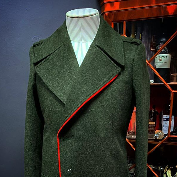 ladies overcoat