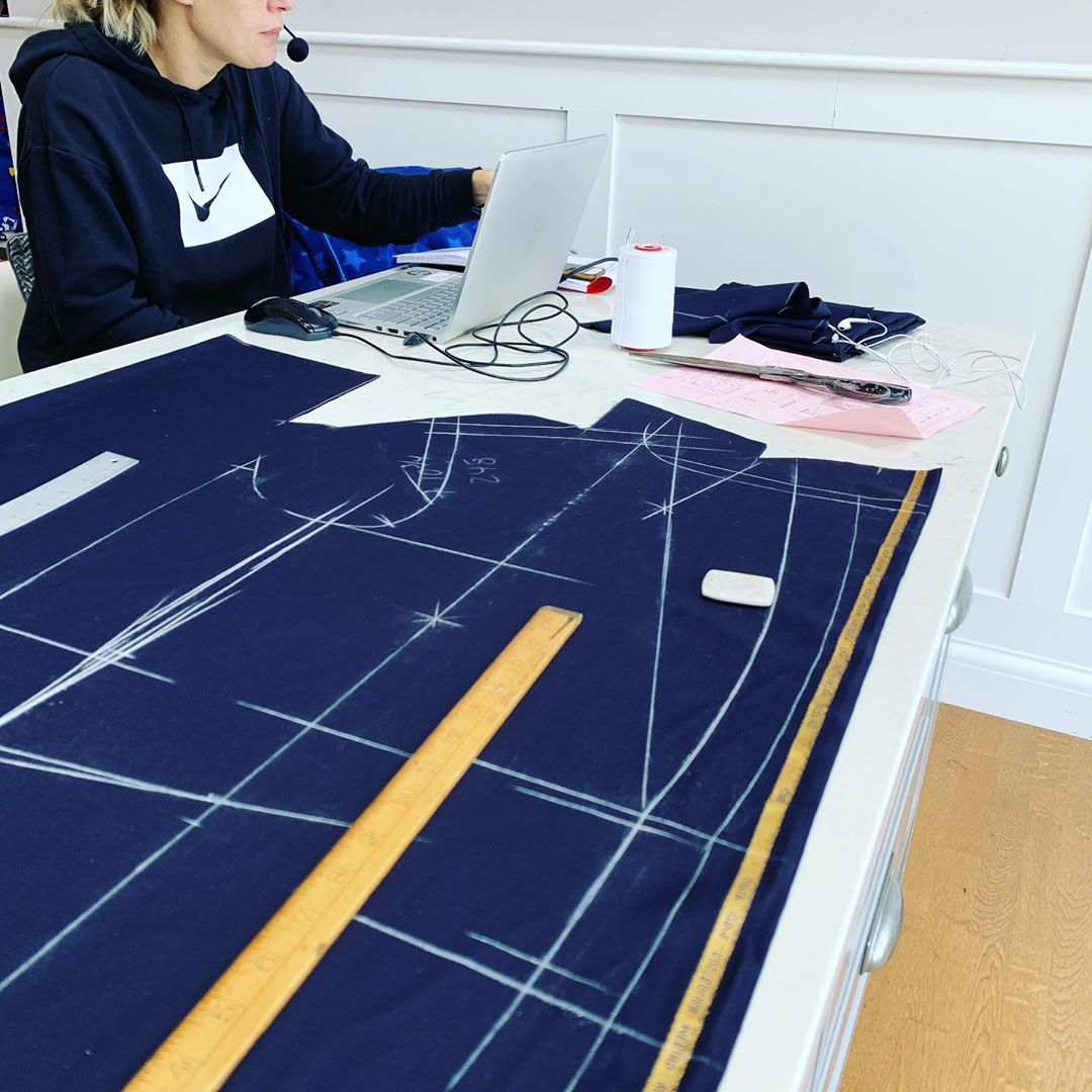 Tailoring from home