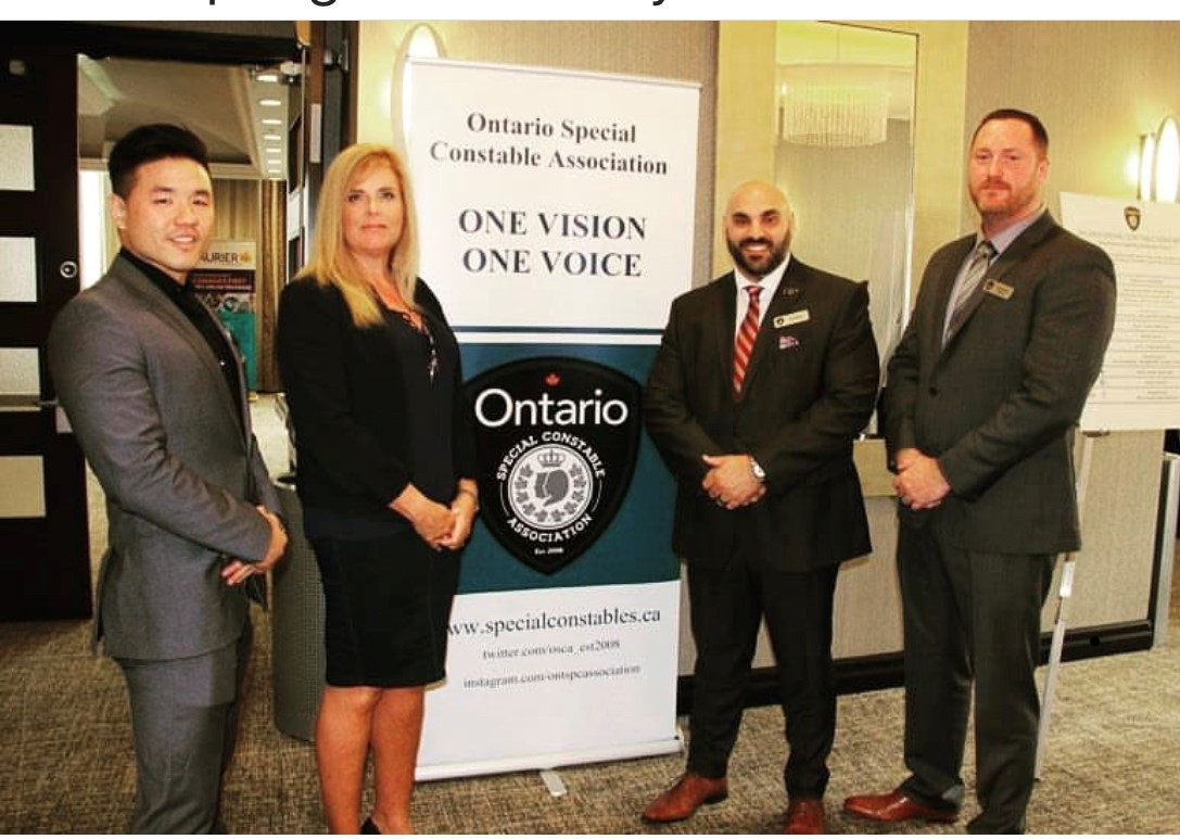 Ontario Association of Special Constables Conference