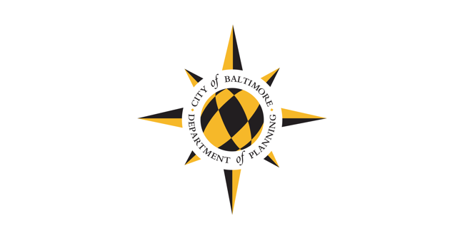 Grocery Access > Partner Logo > Baltimore >  City Planning of Baltimore Logo