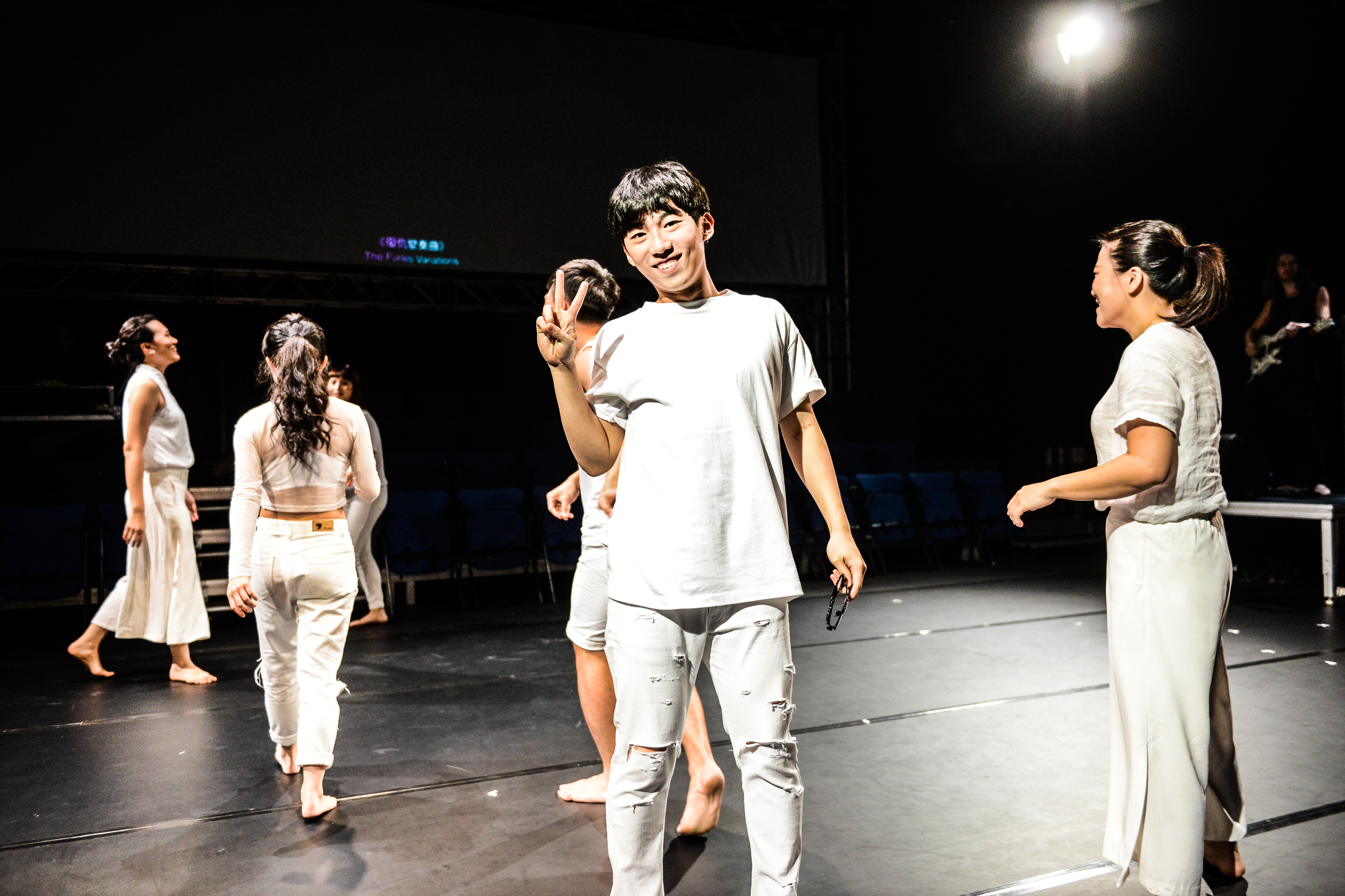 The Furies Variations, Rooftop Productions Theatre Hong Kong 2018 | Featuring: Chou Henick | Tagged as: Show, The Furies Variations | Photo: Fung Wai Sun |  (Rooftop Productions • Hong Kong Theatre Company)