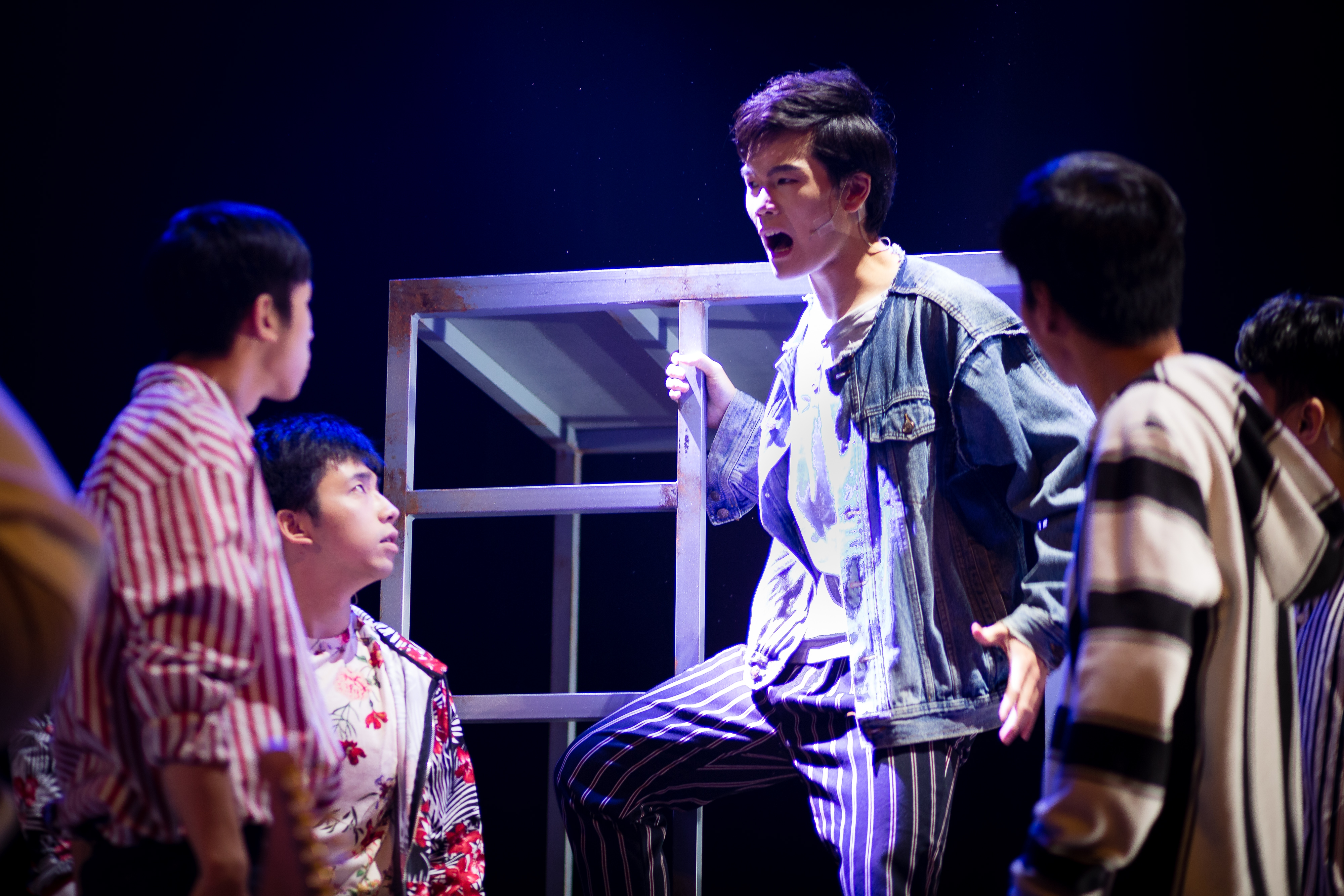 Rent/類別:RENT、演出/攝影:艾浩家/(天台製作 • 香港專業劇團)