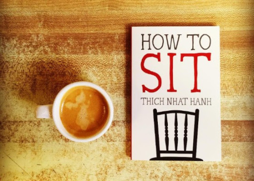 How To Sit is a book on meditation by
