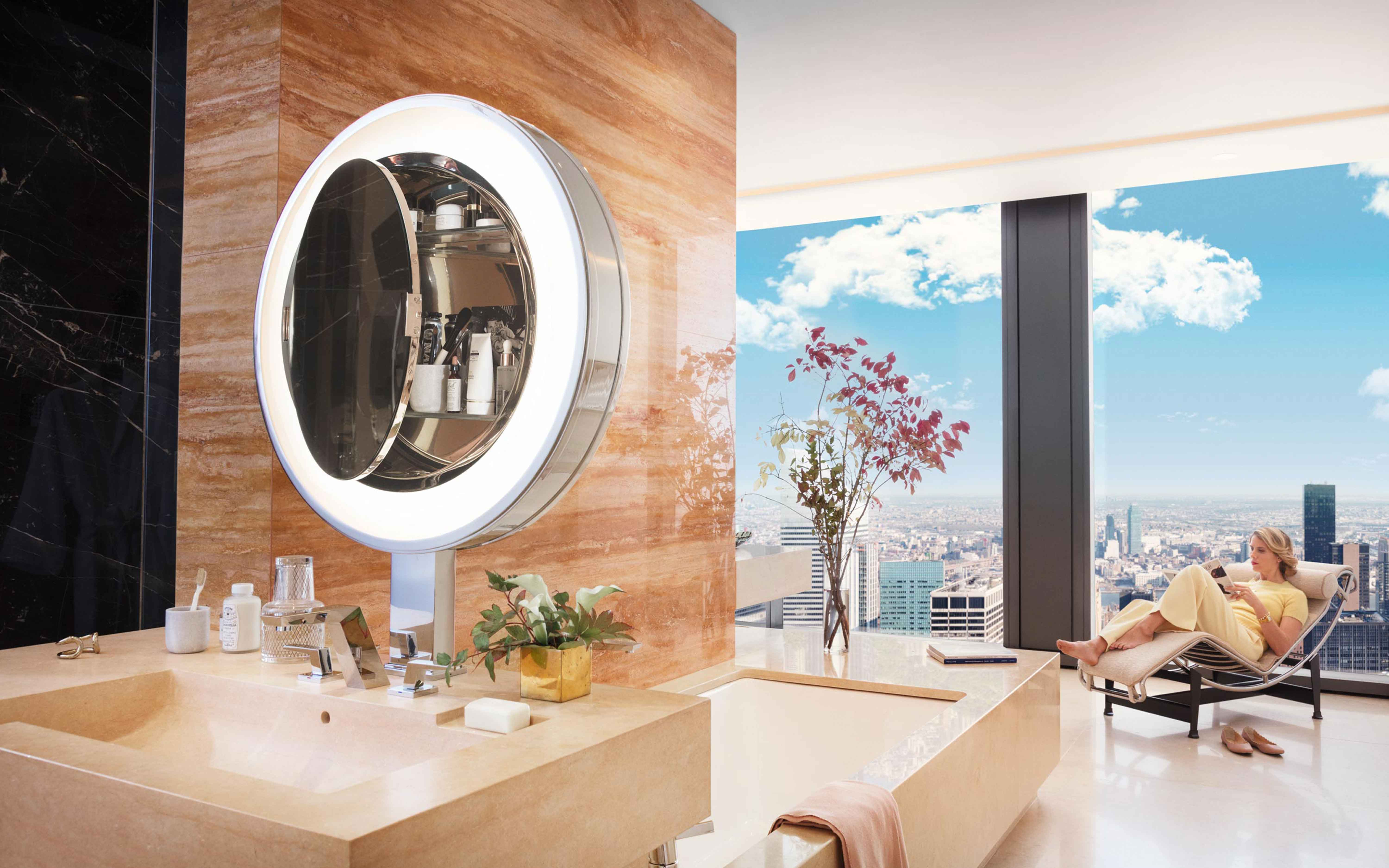 53W53 | Luxury Midtown Manhattan Condos by Jean Nouvel on
