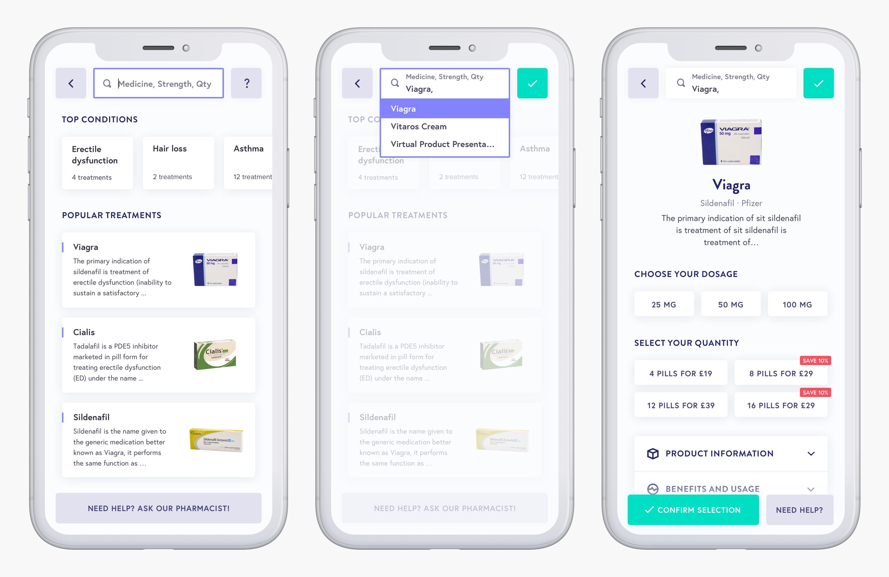 Ubermeds medicine search
