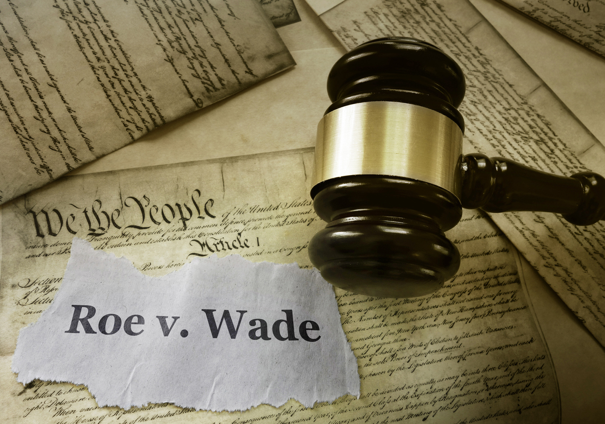 Forty-eight years after Roe v. Wade, we're done compromising