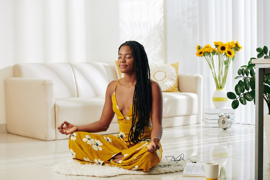 Q&A: Slowing down, sitting in silence, and practicing self-care has never been more important