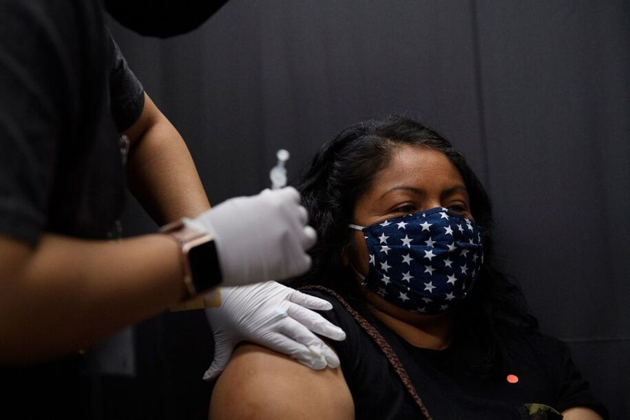 Requesting identification for vaccine creates barriers for undocumented North Carolinians