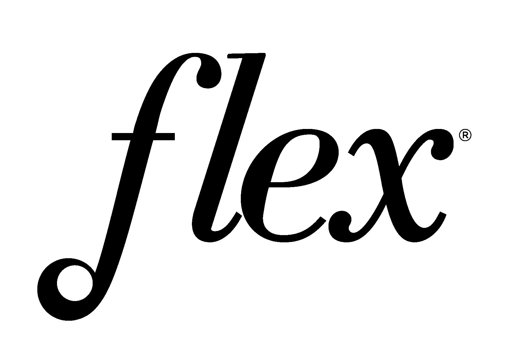 Flex logo PNG