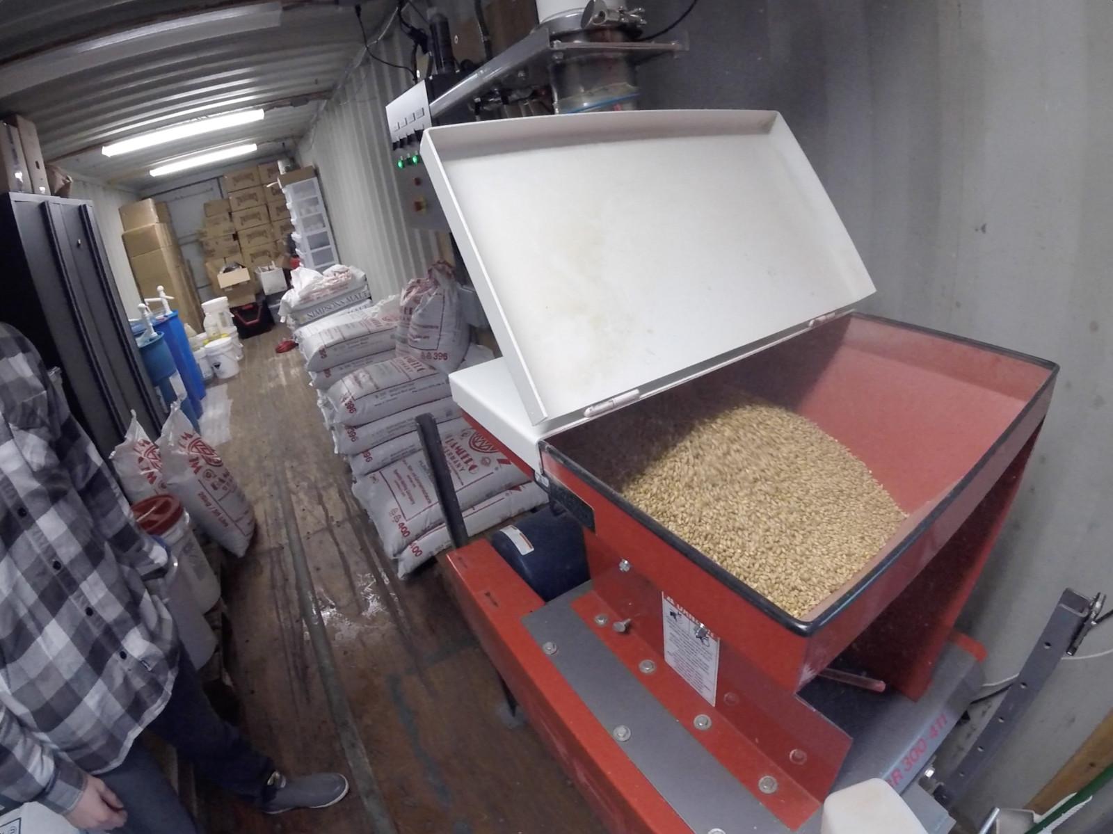 Beginner's Guide To Grain Handling | Craft Beer & Brewing