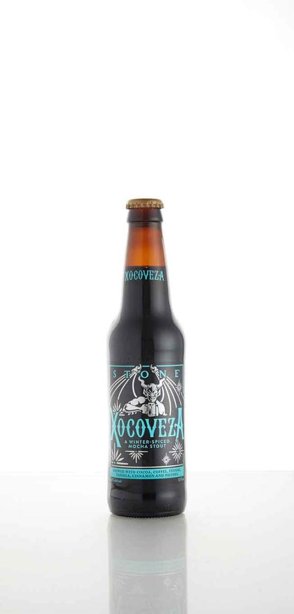 Stone Brewing Xocoveza Winter Spice