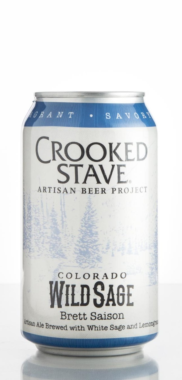 Crooked Stave Artisan Beer Project Colorado Wild Sage