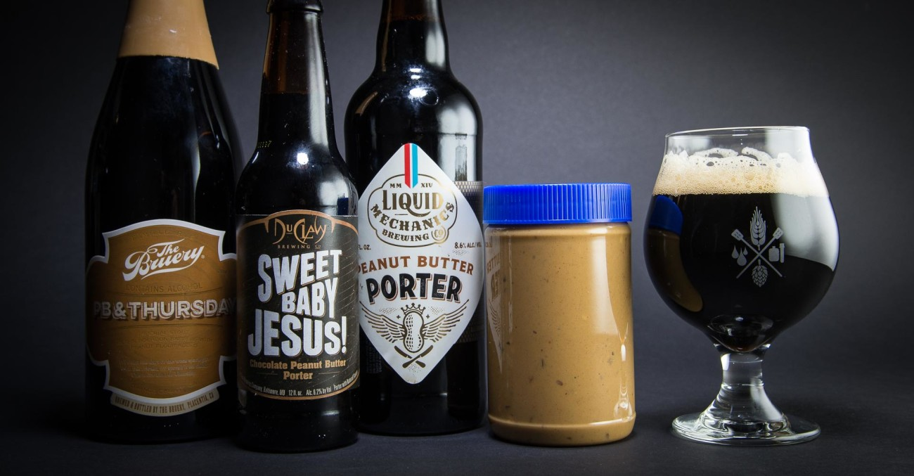Eight Peanut Butter Beers to Drink on National Peanut Butter Day Primary Image