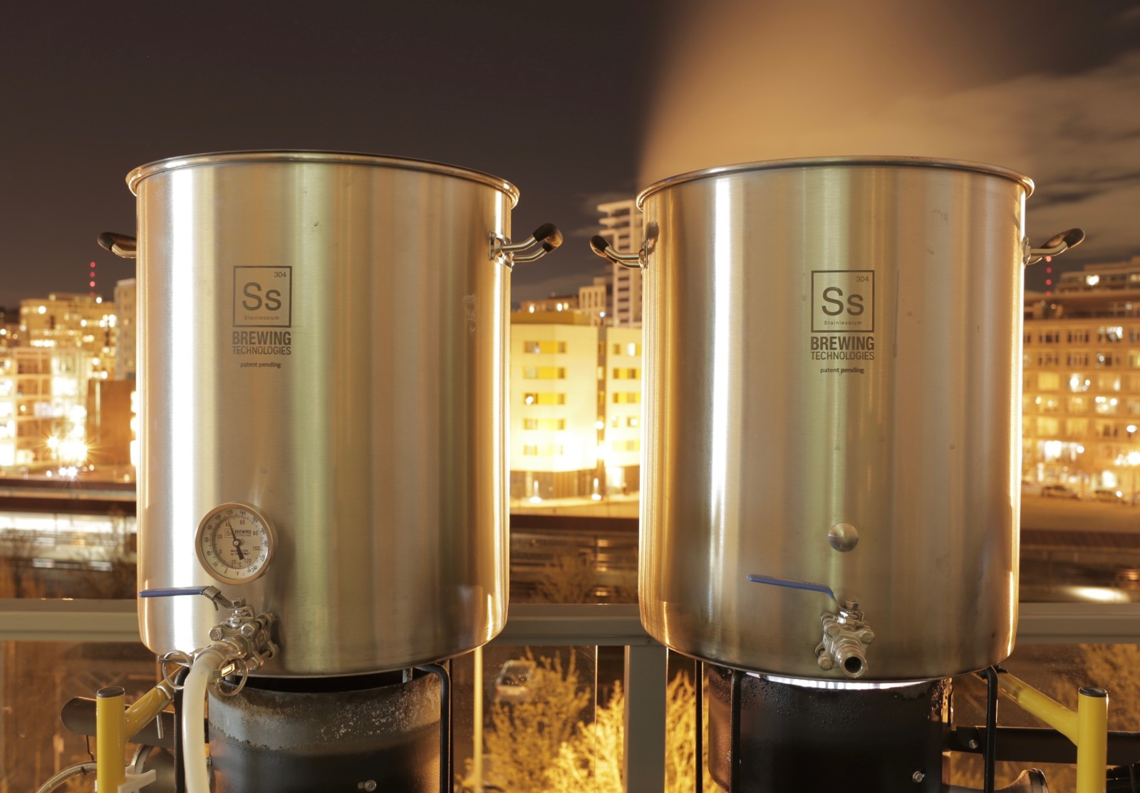 My Brew System: Haydn Strauss, Publisher of Craft Beer & Brewing Magazine® Primary Image