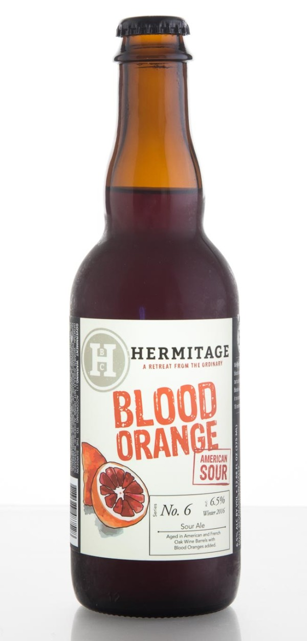 Hermitage Brewing Company Blood Orange American Sour