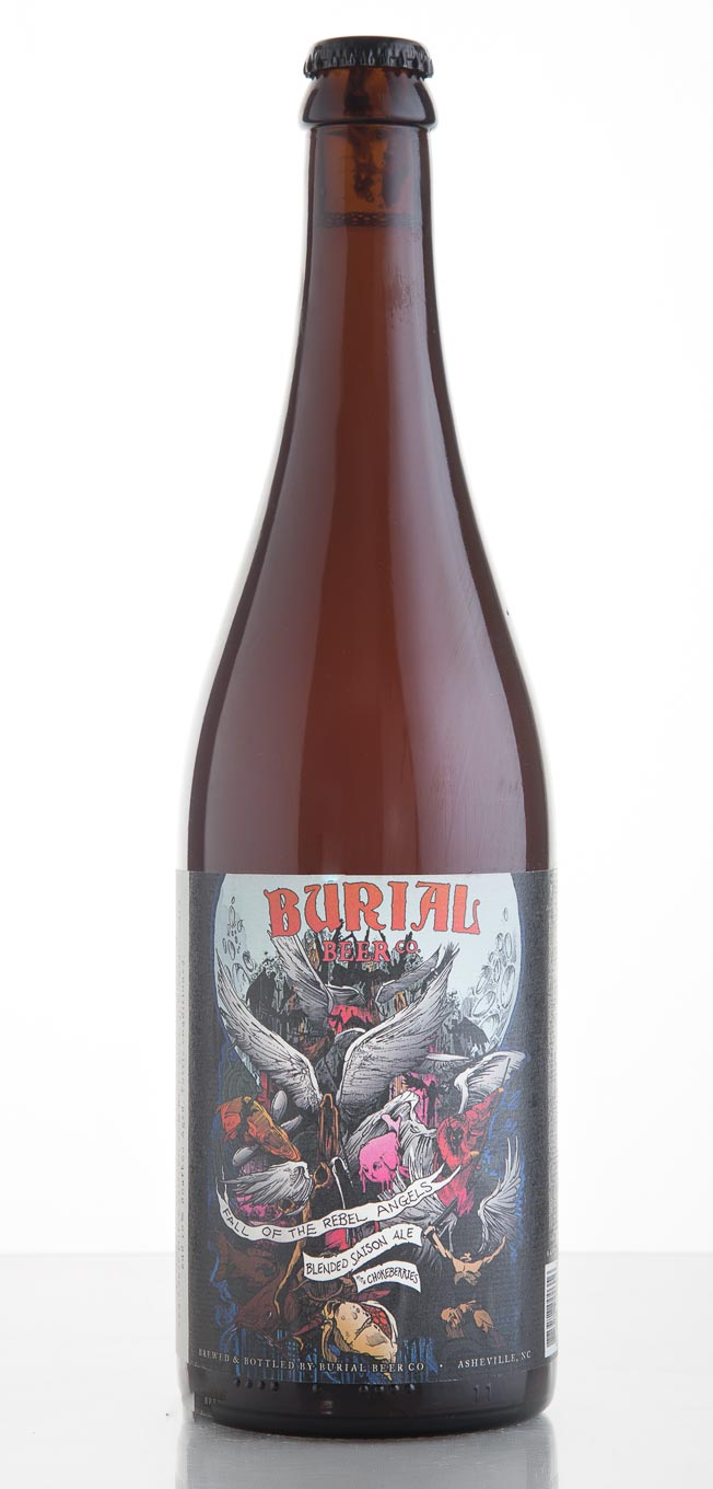 Burial Beer Co. Fall of the Rebel Angels