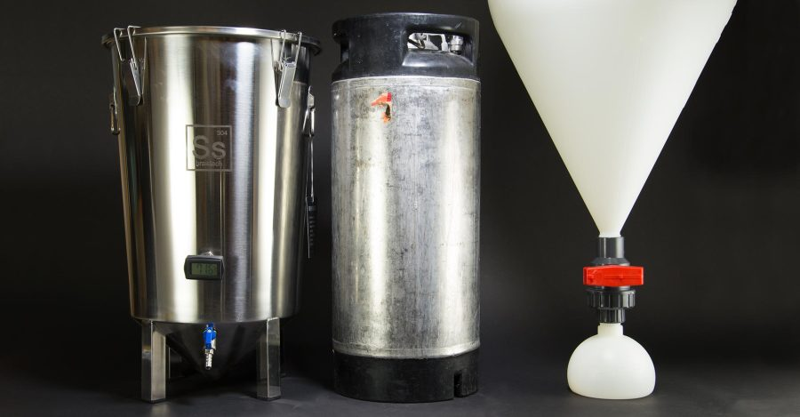 Pick Your Fermentor Part II: Advanced Fermentor Choices Primary Image