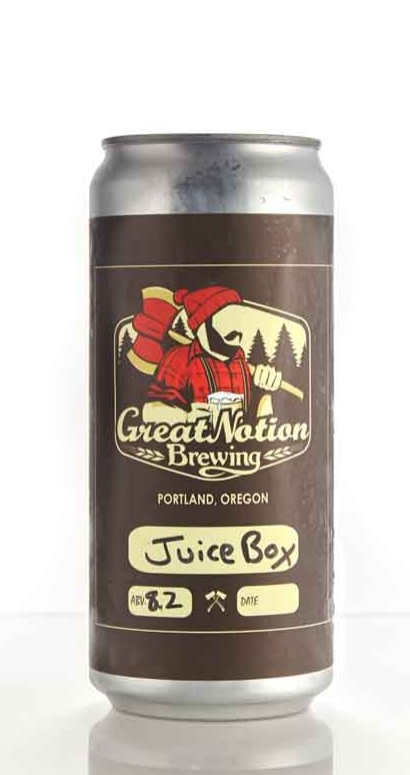 Great Notion Juice Box