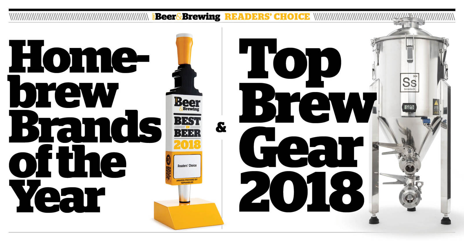 Best of 2018: Homebrew Brands, Brew Gear, and Retailers