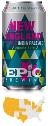 Epic New England Style IPA: Lupulin BurstImage