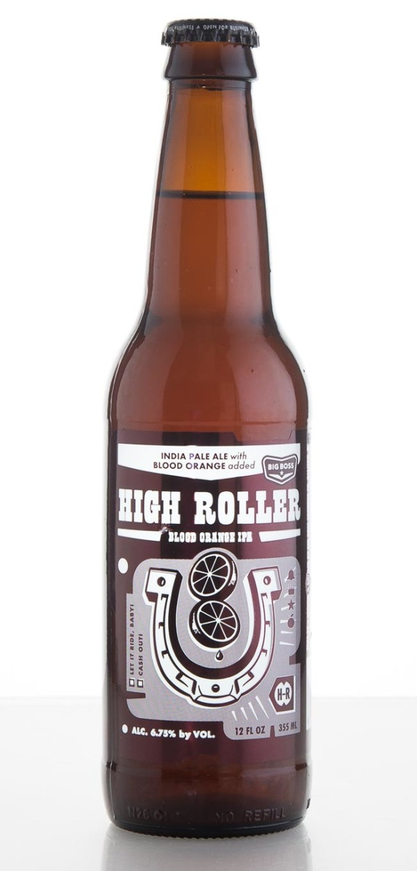 Big Boss Brewing Company Blood Orange High Roller IPA