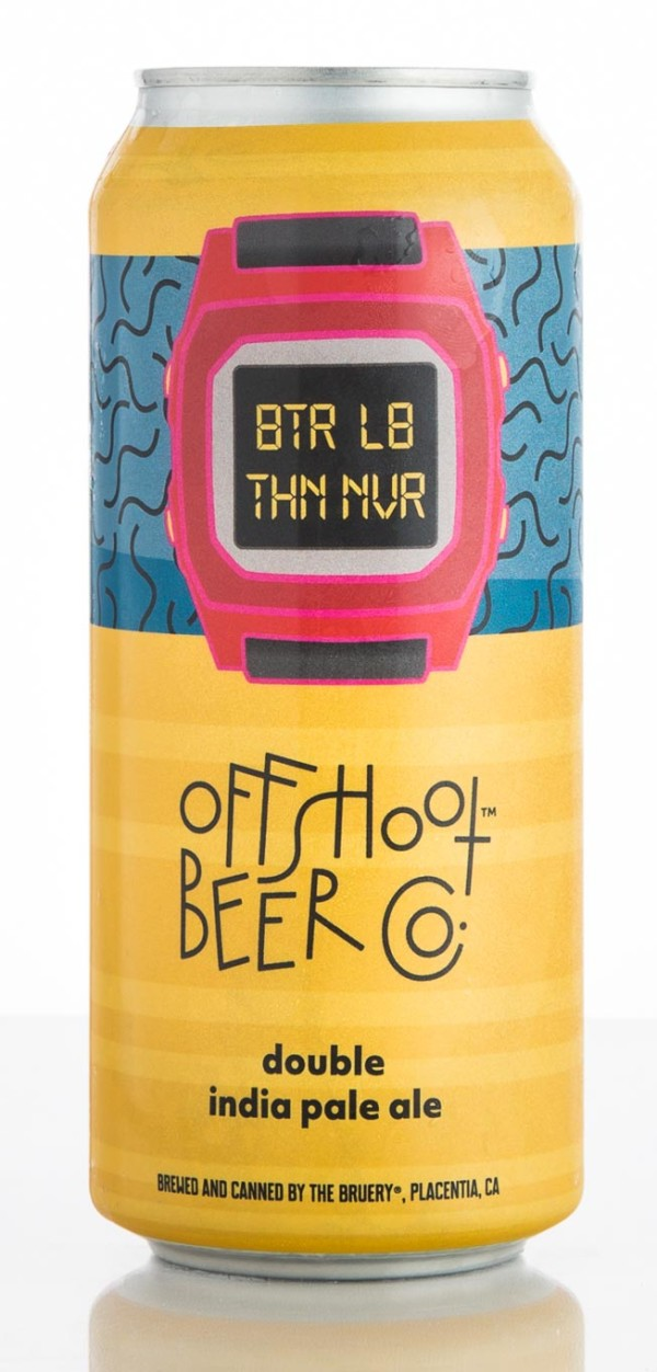 Offshoot Beer Co. BTR L8 THN NVR